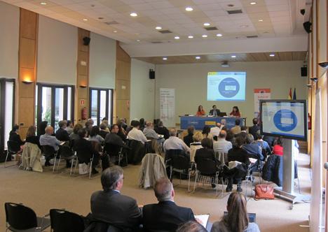 Jornada de presentación de las conclusiones del proyecto europeo Build Up Skills Spain, Construye 2020