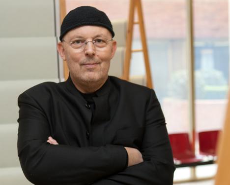 Walter Unterrainer, director del Máster LSAP (Laboratory of Sustainable Architectural Production) de la Universidad de Umea (Suecia)