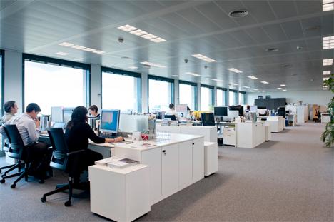 Iluminaci N Eficiente En Oficinas Eseficiencia