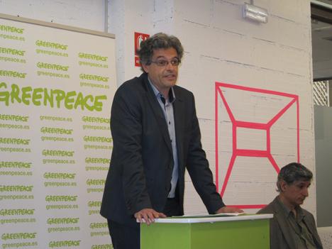 Presentación de Iberogreen. Mario Rodríguez