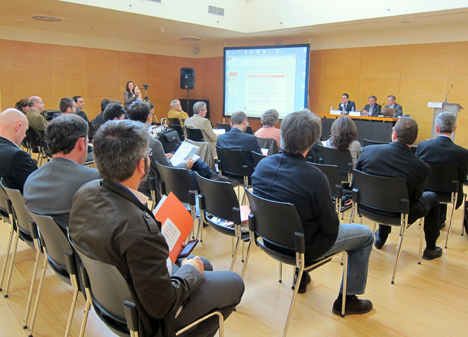I Workshop Smart Grids Autoconsumo