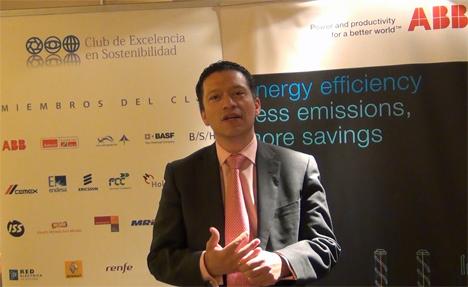 Juan Carlos Fidalgo, director general de la división Process automation de ABB España.