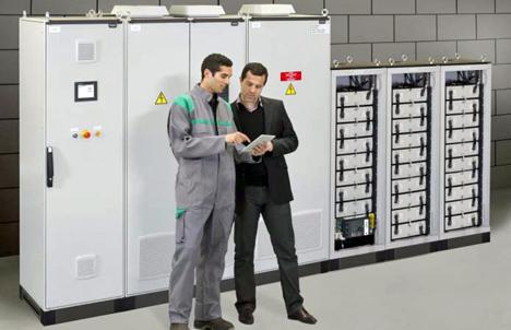 Acuerdo entre Schneider Electric y Saft Baterías