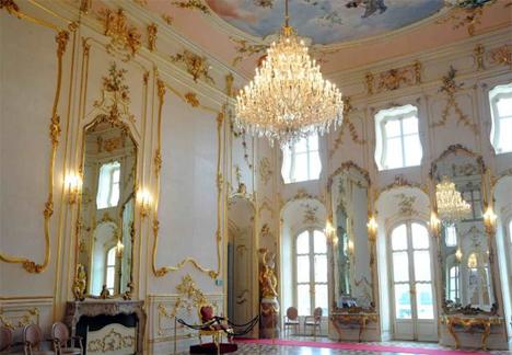 Nueva iluminación Verbatim en el Palacio Eszterháza de Hungría