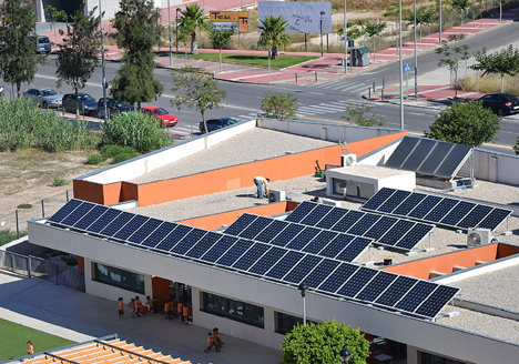 El colegio infantil EMPI en Murcia instala una solución fotovoltaica de autoconsumo directo de 10 kW con tecnología de Eurener