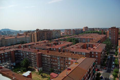 Barrio vallisoletano de Cuatro de Marzo