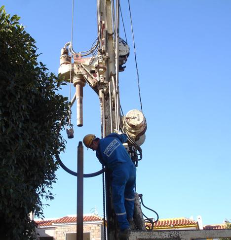 Instalación geotérmica Vaillant en una vivienda unifamiliar en Almería