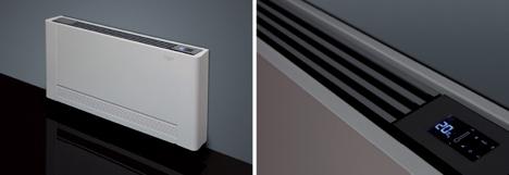 Los nuevos radiadores supercompactos Aquarea Air de Panasonic