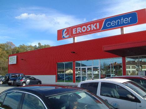 Supermercado Eroski