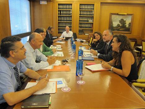 Reunión del Comité Técnico del I Congreso Edificios Inteligentes