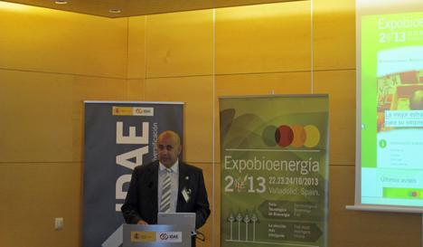 Rafael Rodríguez, presidente de AEGI