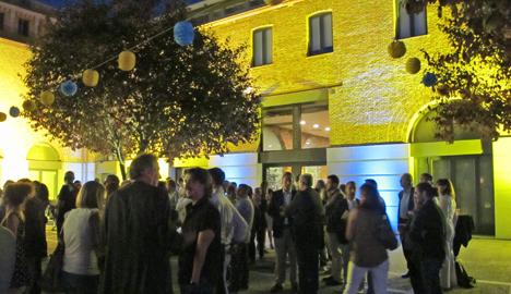 Iluminación Teatro Galileo