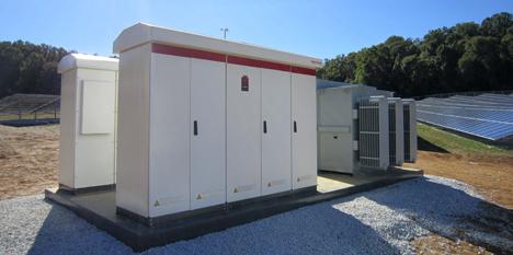 Ingecon Sun PowerStation de Ingeteam en Marylan (EEUU)