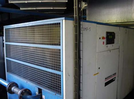 Compresores de intercambiadores de calor