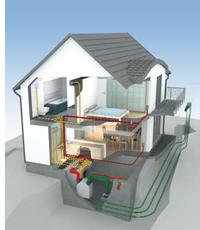 Sistema de ventilación de Zehnder