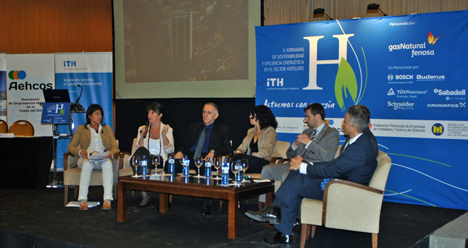 V Jornadas ITH de Sostenibilidad y Eficiencia Energética en el sector hotelero