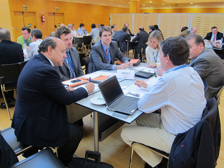Workshop Smart Grids Mesa 5