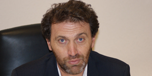 Javier Domínguez, Gerente de FENIE