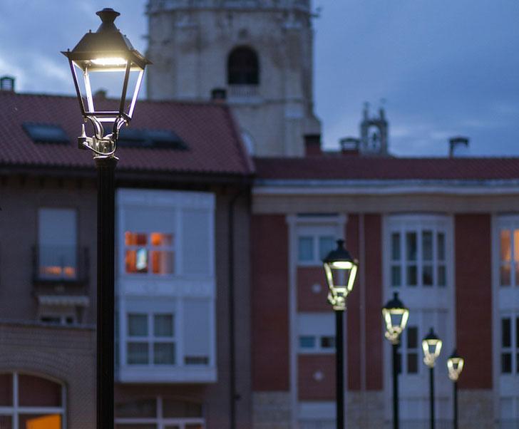 Iluminación en casas