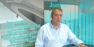 José M. Paredes, Responsable del Área de Energía de CETENMA