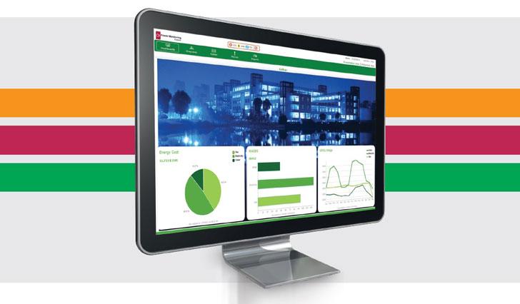 Monitor Schneider Electric