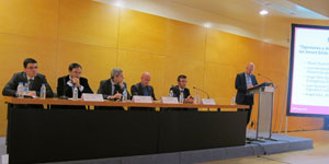 Video de la Mesa Redonda de la Jornada de Conclusiones Workshop Smart Grids