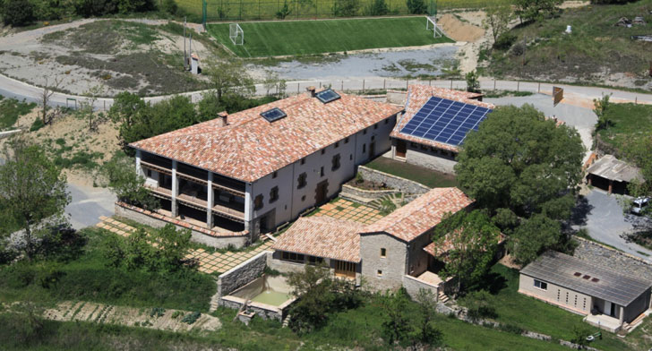 Instalacion fotovoltacia