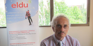 Pascual Arroyo, Director General Zona Centro de ELDU