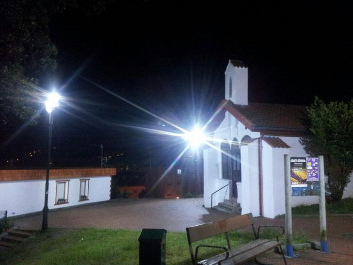 Iluminación en Ortuella