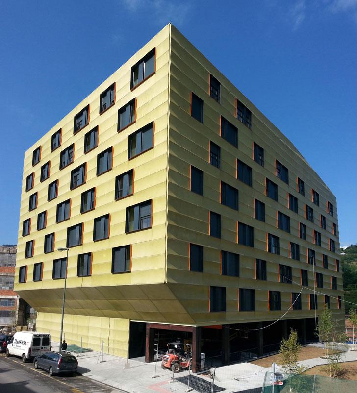 Edificios VPO