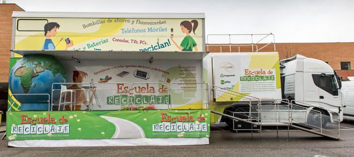 Escuela de Reciclaje