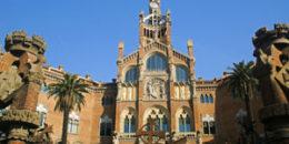 Rehabilitación energética del Hospital Sant Pau