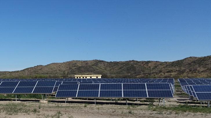 Paneles fotovoltaicos en Argentina