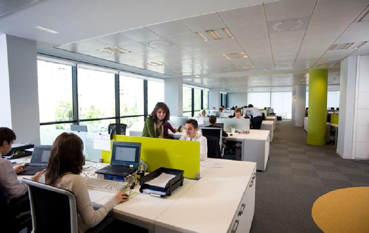 certificaci n energ tica en edificio de oficinas