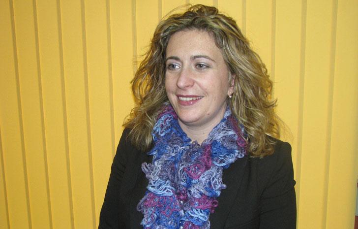 Ana María García Gascó, Directora General de CONAIF