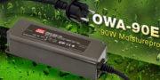 Alimentadores IP67 serie OWA-90E