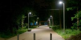 Proyecto de iluminación LED inteligente