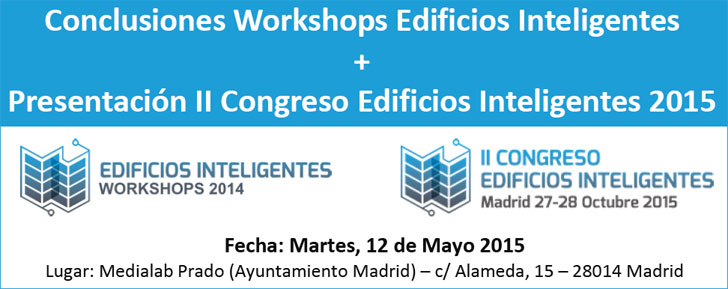 III Workshop Edificios Inteligentes