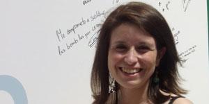 Cecilia Foronda, Directora de Cambio Climático y Energía de ECODES