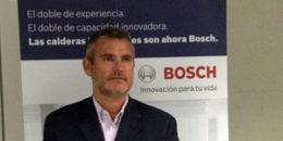 Ferrán González, Director Nacional de Ventas de Buderus
