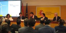 Presentación del Plan de Relanzamiento de la Industria Eólica