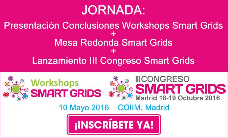 Nota de prensa Smart Grids.