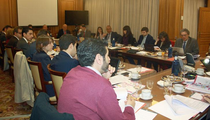 Reunión Comité Técnico III Congreso Smart Grids