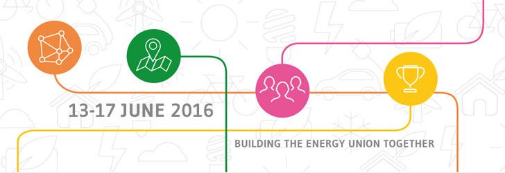 Arranca la Semana de la Energía Sostenible en la UE.