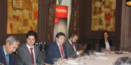 Toshiba presenta los beneficios de la aerotermia
