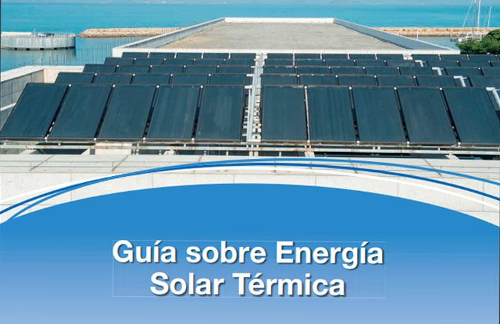 Comunidad de Madrid: Guía sobre energía solar térmica