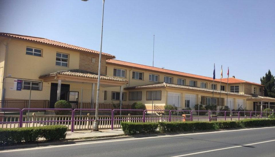 Colegio Público de Gálvez, en Toledo. Ayuntamiento firma contrato de servicios energéticos para renovar las instalaciones térmicas.