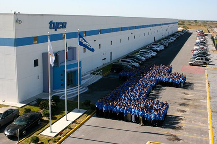 Tyco Retail Solutions obtiene la certificación ISO 50001 por su gestión ambiental. Fábrica de Matamoros en México.