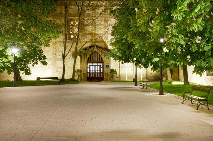 El hotel Monasterio de Piedra obtiene la calificación de eficiencia energética tipo A.