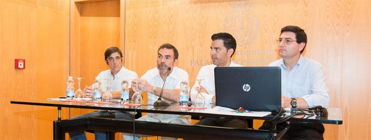 Ayuntamiento de Cartagena y Universidad Politécnica de Cartagena colaboran en una Cátedra de Infraestructuras.